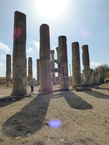 Uzuncaburc temple