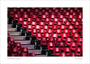 red chairs (ekkiPics) Tags: stühle zirkus rot chairs red circus rows repetition graphic structure diagonals