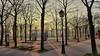 Tramonto Parigino (Luna y Valencia) Tags: paris parigi sunset tramonto puestadelsol