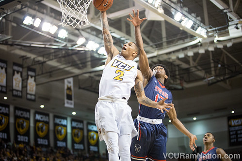 VCU vs. Howard