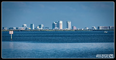The Rocky Point skyline viewed from Safety Harbor (Jack Winter) Tags: rockypoint point miscellaneous rocky location florida phillipi safetyharbor skyline philippepark tampa