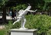 God of music statue (eutouring) Tags: paris france travel statues statue sculptures sculpture tuileries tuileriesgardens apollo godofmusic 1714