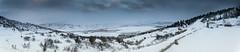 Olympic Park Utah (Jonathan Gargano) Tags: park city utah snow winter tamron 2470 panorama olympic mountain