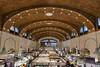 West Side Market - Cleveland, Ohio (joscelyn_p) Tags: westsidemarket cleveland thisiscle cle ohio market indoors inside canon lightroom architecture