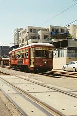 New Orleans Streetcar (irvingt133) Tags: streetcar neworleans nola film 35mm