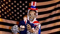 New Video - see Description (TrackHead Studios) Tags: trackhead trackheadstudios trackheadxxx adamhall donaldtrump washington washingtondc inauguration zombie spooky scary funny