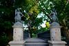 Parco Sempione (Choo_Choo_train) Tags: park fuji xt1 milano parco sempione morning tumblr italy statue bridge dof bokeh