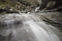 Cold waters (Hector Prada) Tags: cascada invierno paisaje cañon sedas naturaleza waterfall winter nature landscape water hectorprada