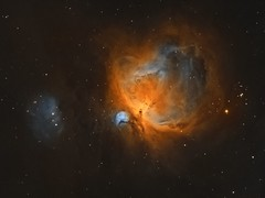 Messier 42 - The Great Orion Nebula (AllAboutRefractors) Tags: nebulae nebula refractor tec110 telescopes astrophotography astronomy