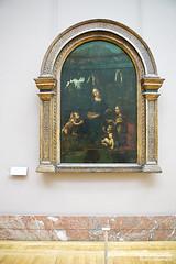 Virgin of the Rocks (jeremyvillasis) Tags: paris france art classic museum painting louvre davinci christian canvas leonardo renaissance masterpiece leonardodavinci museedulouvre virginontherocks