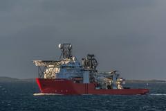 Seven Pacific (SPMac) Tags: sea norway stavanger construction ship pacific crane offshore garage 7 vessel gas seven oil underway rov subsea pipelay