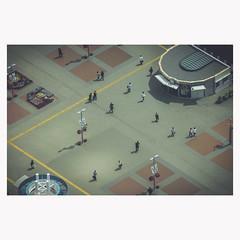 (Nicolas Gerber) Tags: public point space aerialview meeting landmark passed nohorizon meanwhileinyokohama