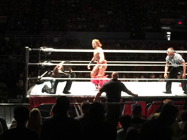 Thumbnail for WWE Live Photo Gallery - June 28, 2015 in Roanoke, Va.
