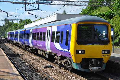 NORTHERN RAIL 323-237