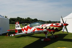 G-IIDI. Extra EA-300L (Ayronautica) Tags: june aviation extra goodwood aerobatics festivalofspeed 2015 ea300l giidi fos2015 fosaviation ayronautica