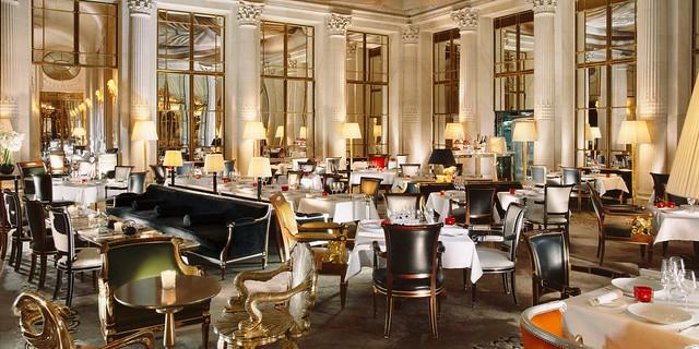 アフタヌーンティーで人気のホテル ル ムーリス(ル・ダリ)