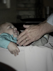 Trust me, I will always keep you safe. (SaltyDogPhoto) Tags: family boy portrait people cute love portraits photography hands nikon grandfather grandson help trust capturedmoments peoplephotography capturedmoment nikonphotography nikonp100 saltydogphoto