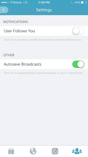 Autosave Periscope broadcasts setting by Wesley Fryer, on Flickr