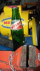 Guaraná Wilson (Juá) Tags: vintage bottle sprite pepsi soda coca guaraná mineirinho grapette laranjinha
