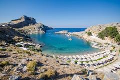 Rhodes - Agios Pavlos beach (RomanK.) Tags: greece rhodes apavlos