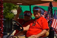 Enjoying their jaunt (radargeek) Tags: oklahoma flag 4th july parade american edmond 2015 libertyfest