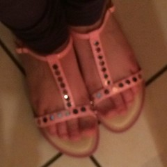 Photo of Molly's new shoes #princess shoes #mollywickenden