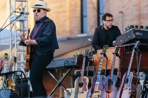 Elvis Costello - July 24, 2015 - Hard Rock Hotel & Casino SIoux CIty