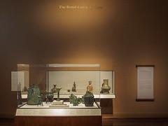 Bimel Gallery, Ancient Chinese Bronzes (1700-200 BC) (Joey Hinton) Tags: olympus omd em1 cincinnati art museum mft m43 microfourthirds 1240mm f28