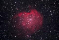 NGC 2174/Affenkopfnebel (ccollischon) Tags: ngc2174 affenkopfnebel