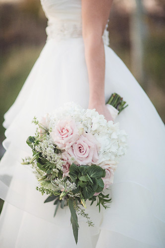 """Kale & Quicksand Rose Bouquet • <a style=""""font-size:0.8em;"""" href=""""http://www.flickr.com/photos/81396050@N06/31213353834/"""" target=""""_blank"""">View on Flickr</a>"""