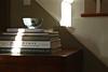 Reading Season (smilla4) Tags: books chineseporcelain bowl blueandwhite shadows stilllife maine