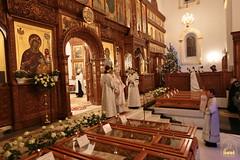 076. Nativity of the Lord at Lavra / Рождество Христово в Лавре 07.01.2017