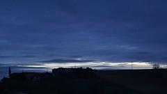 Lever de soleil - Jour 3 (alicetrsnl) Tags: sunrise nofilter noedit today project365 365project aude lauragais alicetrsnl blue sky leverdesoleil hiver ombre sunday