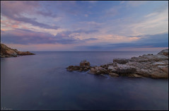 Es Codolar (antoniocamero21) Tags: marina color foto sony rocas codolar es brava girona tossa catalunya