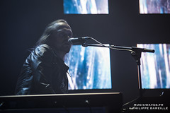 Opeth @ Le Trianon, Paris | 22/11/2016 (Philippe Bareille) Tags: opeth joakimsvalberg keyboardplayer progressivedeathmetal deathmetal doommetal blackmetal progressivemetal avantguardmetal progressiverock paris france le trianon 2016 music live livemusic show concert gig stage band rock rockband metal canon eos 6d canoneos6d musicwavesfr musicwaves swedish
