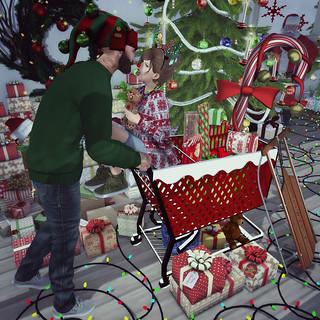 {Blog 125} Christmas Shopping