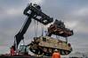 Atlantic Resolve: First US M1A2 Main Battle Tanks in Poland (Rank_X) Tags: usa ηπαusa πολωνίαpolska γερμανίαdeutschland germany m1abrams m1a2abrams