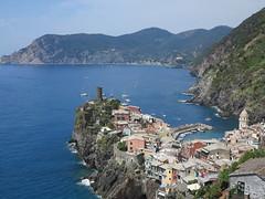 Panorama su Vernazza (Matteo Bimonte) Tags: liguria cinqueterre parconazionaledellecinqueterre 5terre fivelands
