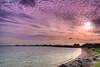Purple sky. (Alex-de-Haas) Tags: dutch dutchskies hdr holland hollandseluchten ijsselmeer marken nederland nederlands netherlands noordholland beautiful daglicht daylight highdynamicrange lake landscape landschap lucht meer mooi schiereiland sky summer water zomer