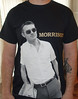 1975A Morrissey - Maladjusted Reissue (Minor Thread) Tags: minorthread tshirtwars tshirt shirt vintage concert tour rock merch merchandise punk indie moz morrissey thesmiths