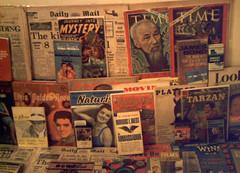 1960's : (Retro King) Tags: 1965 retro magazines newspapers records books 1967 comicbooks 1960 vintage 1960s archive comics