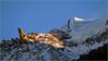 Doldenhorn: Elevation: 3,643 m (Everest Daniel) Tags: doldenhorn kandersteg oeschinensee switzerland swissalps bernese oberland blue sky afternoon snow