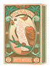 Cockatoo Safety Matches (pearpicker.) Tags: cockatoo illustration drawing matchbox vintage art palmtrees ornamental ornaments