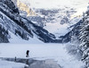 DSCF2865 (SkiTom) Tags: lake louise lakelouise banff alberta ski fair the fairmont chateau fairmontchateau outdoor landscape national park nationalpark banffnationalpark nature glaciar ice snow
