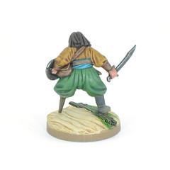 Corsair 1b (brush.stroke77) Tags: gw gamesworkshop corsairsofumbar corsairs umbar lotr lordoftherings conversion pirates