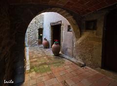 Monells (Baix Empordà) (levilo) Tags: monells baix empordà girona catalunya spain rural medieval españa levilo pentax