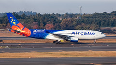 Aircalin F-OJSE pmlb19-2668 (andreas_muhl) Tags: 5dmark2 a330200 aircaledonieinternational fojse nrt a330202 japan narita planespotting airplane aircraft