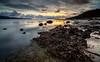 Exposed at low tide (lynamPics) Tags: 5dmkii australia landscape queensland leefilters pallarenda sunrise townsville zeiss