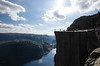 (maxinepowerr) Tags: norway scandinavia nature landscape beautiful pulpitrock preikestolen