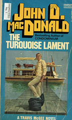 Novel-The-Turquoise-Lament-by-John-D-MacDonald (Count_Strad) Tags: novel book pages read reading pulp johndmacdonald agathachristie mystery suspense